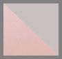 Matte Silver/Brown Pink Mirror