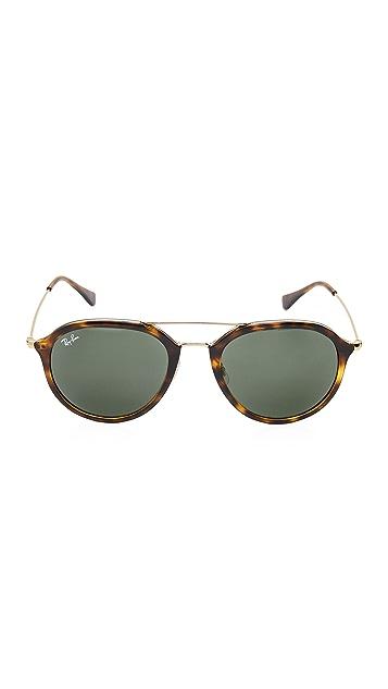 Ray-Ban Highstreet Aviator Sunglasses