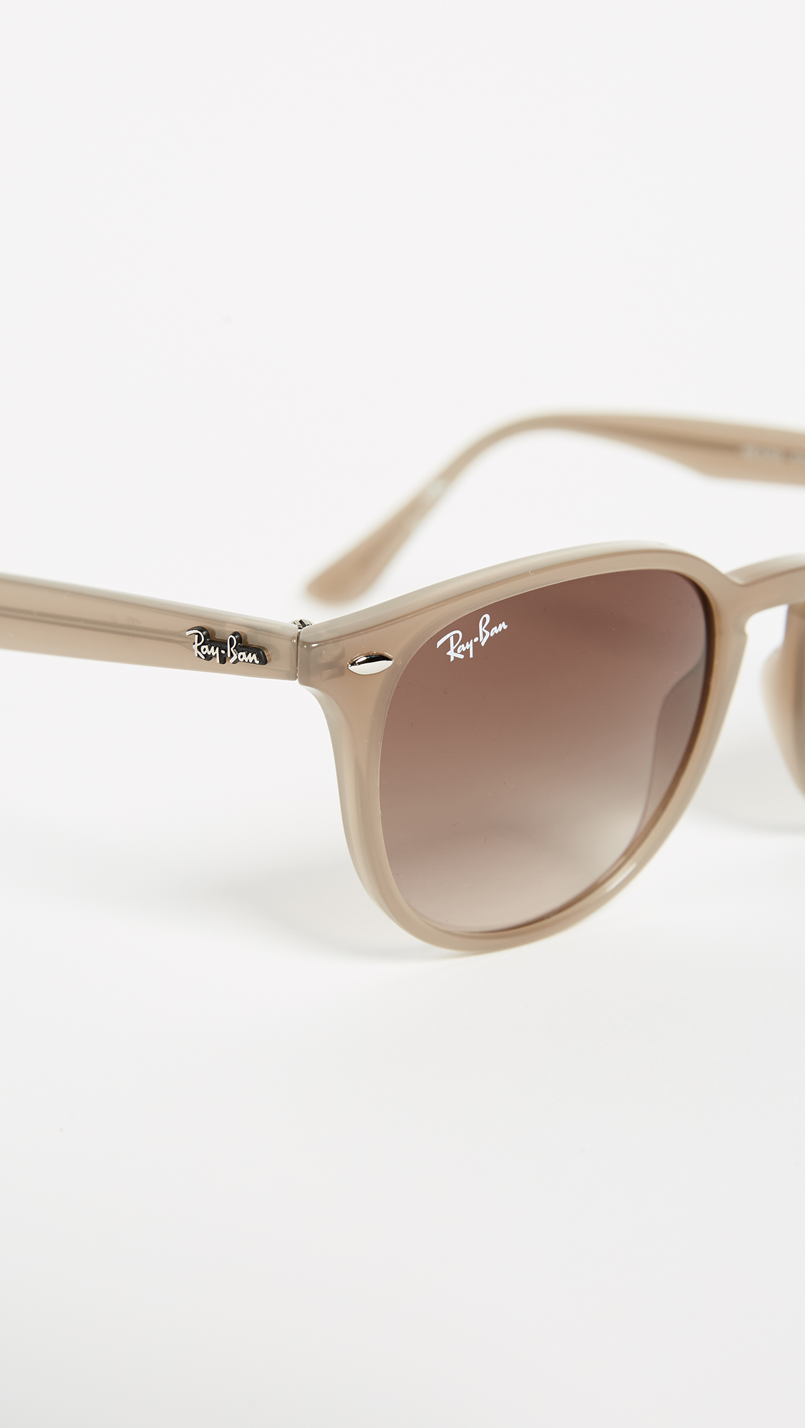 e58da46315c Ray-Ban RB4259 Highstreet Round Sunglasses