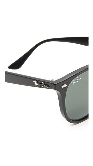Ray-Ban Highstreet Round Sunglasses
