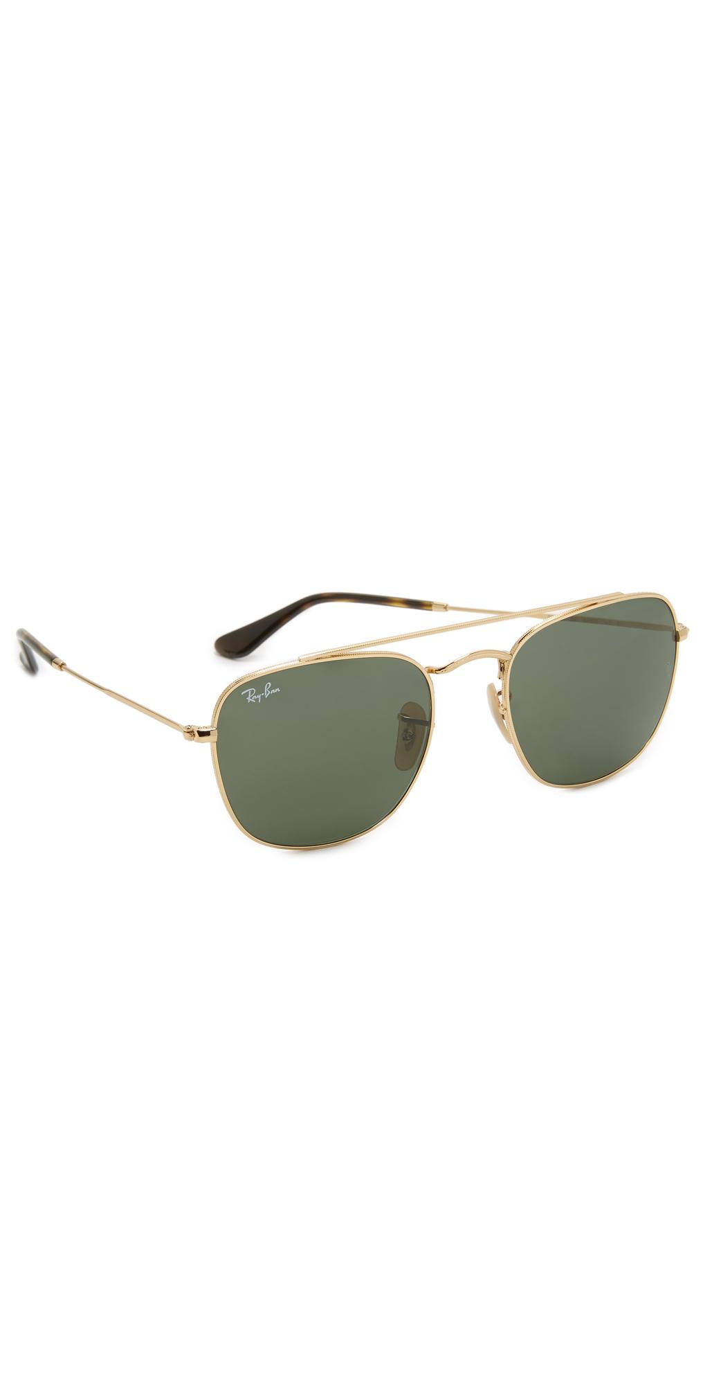 Square Aviator Sunglasses Ray-Ban