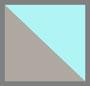 Shiny Transparent Grey/Blue Fl