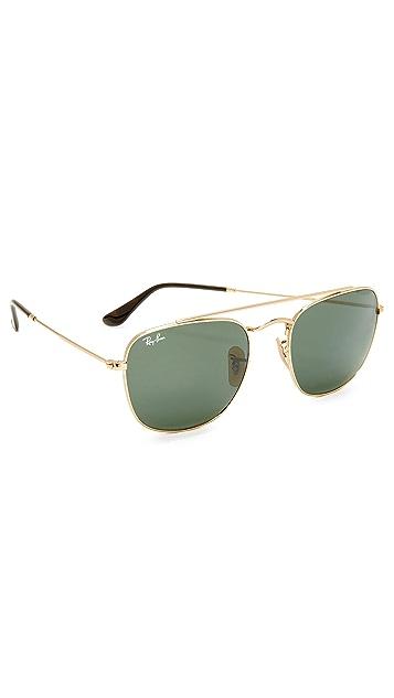 Ray-Ban Rounded Caravan Sunglasses