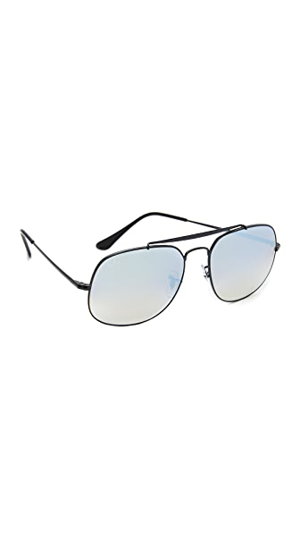 Ray-Ban The General Aviator Flash Sunglasses