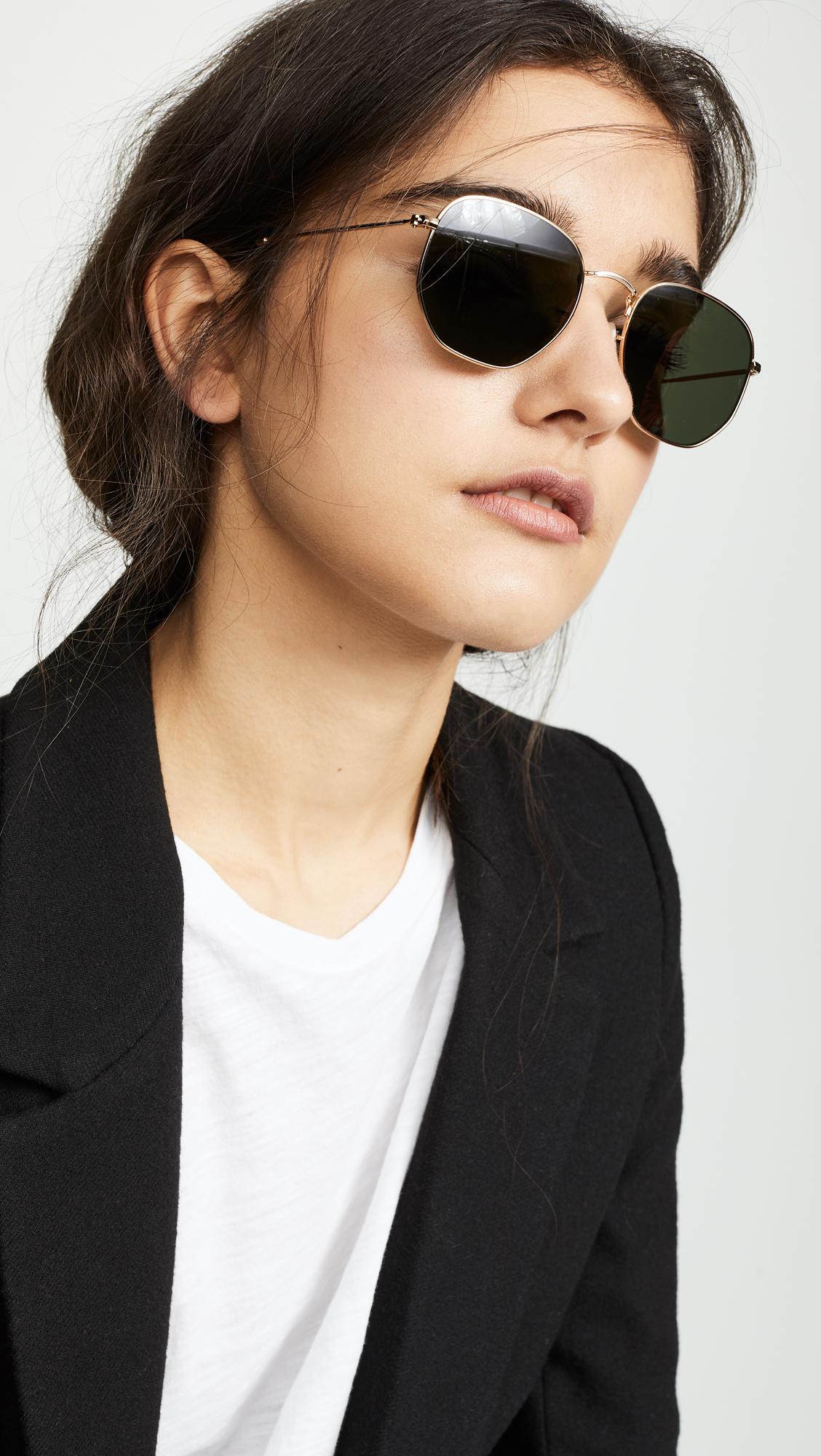 f2056402fbf0 Ray-Ban RB3548N Hexagonal Sunglasses
