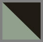 Ebony/Crystal Green