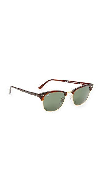 Ray-Ban Classic Clubmaster Sunglasses at Shopbop