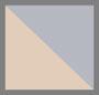 Shiny Beige/Silver