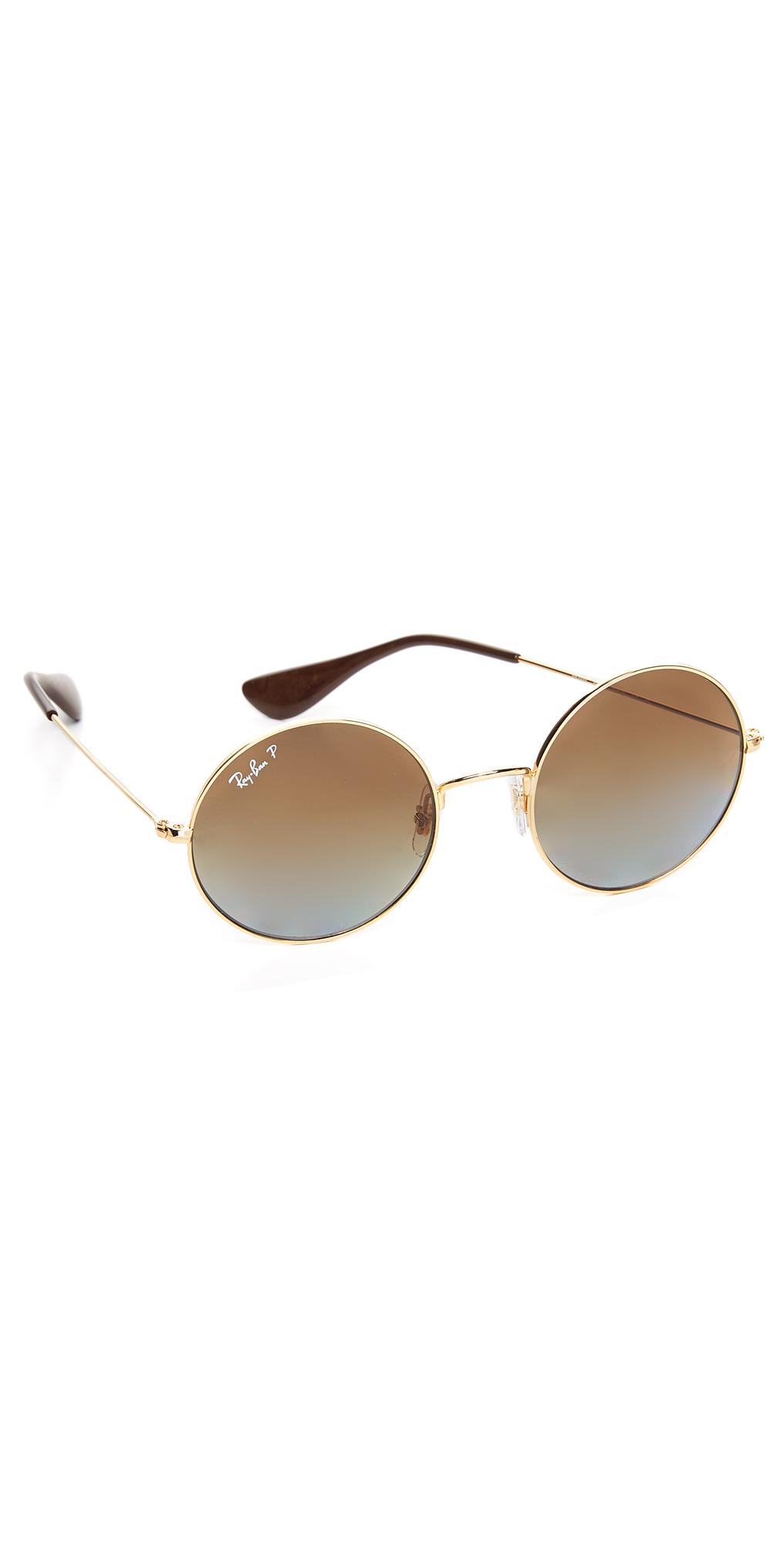 Polarized Round Sunglasses Ray-Ban