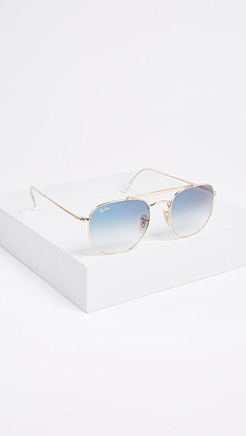 Ray-Ban Marshall Aviator Sunglasses