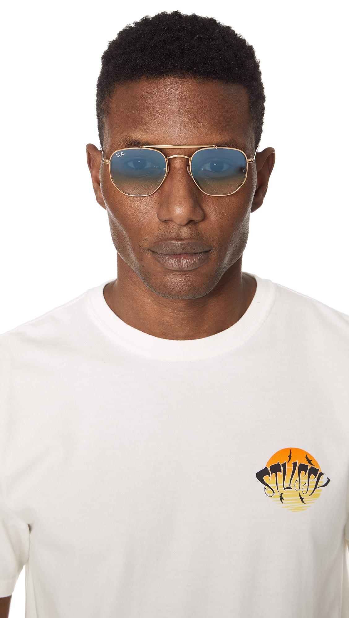 46320152466 Ray-Ban Marshal Sunglasses