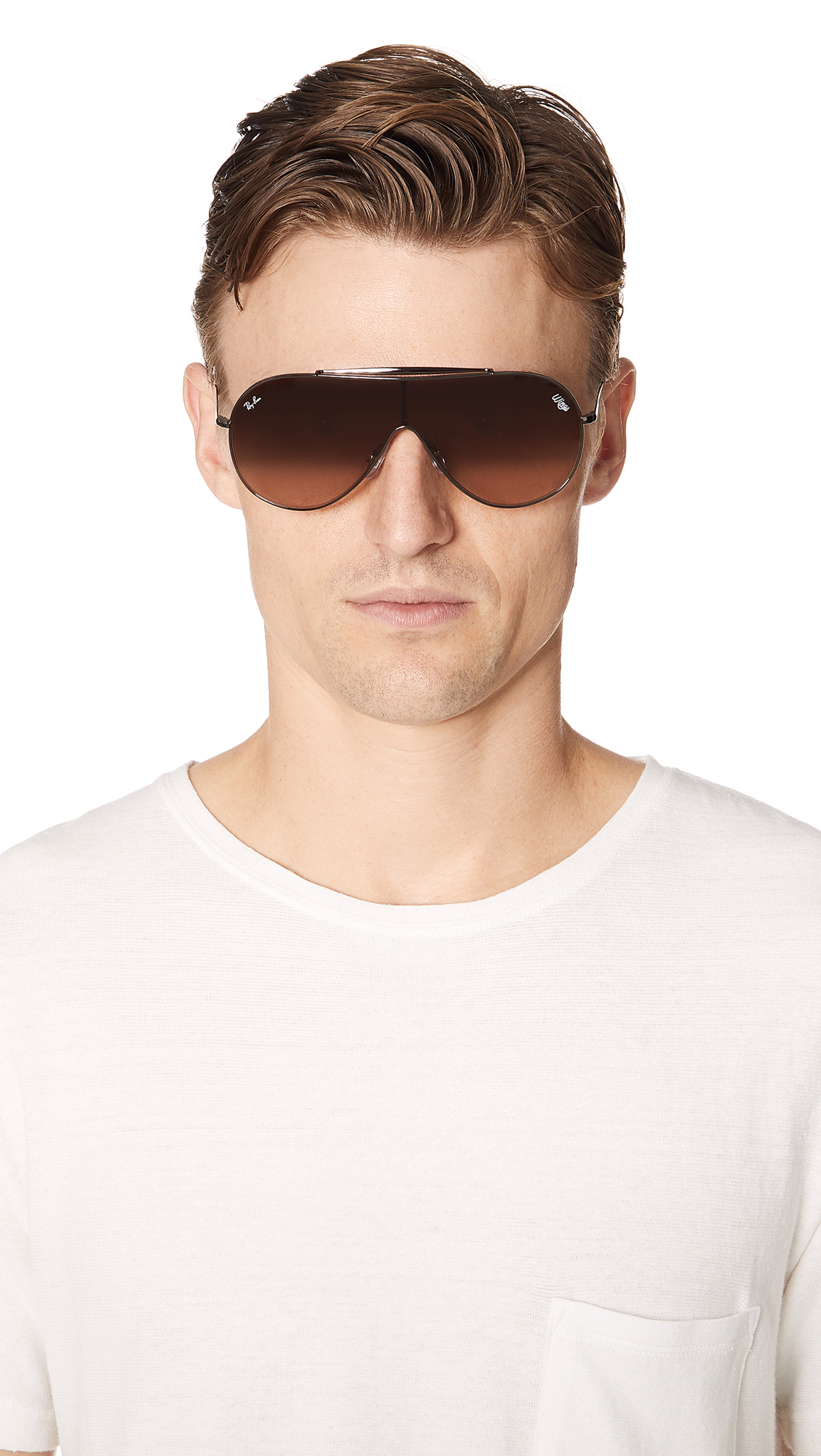 e0ed751bc41c Ray-Ban Shield Sunglasses | EAST DANE