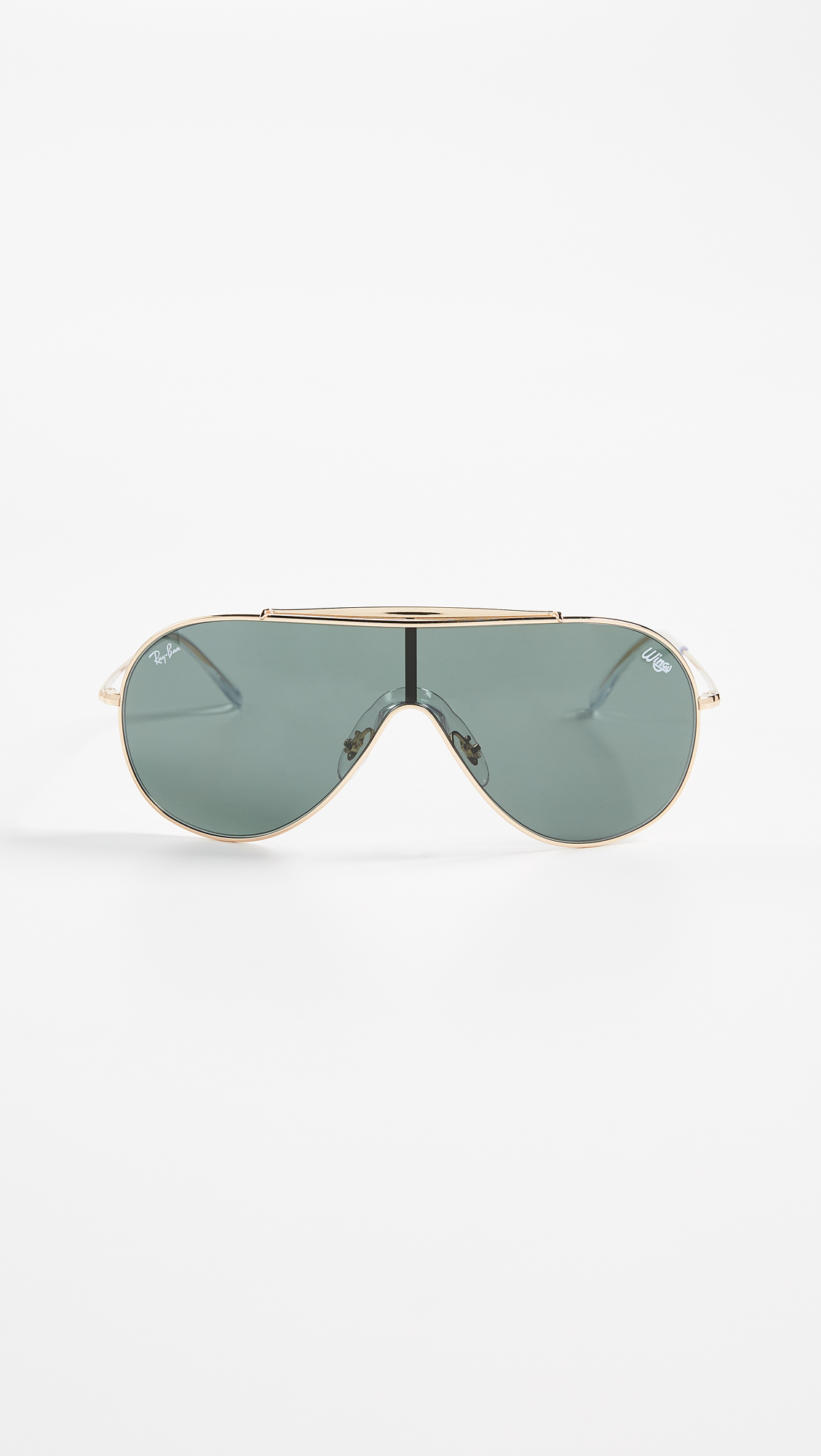 0ef85f416d Ray-Ban Oversized Shield Sunglasses