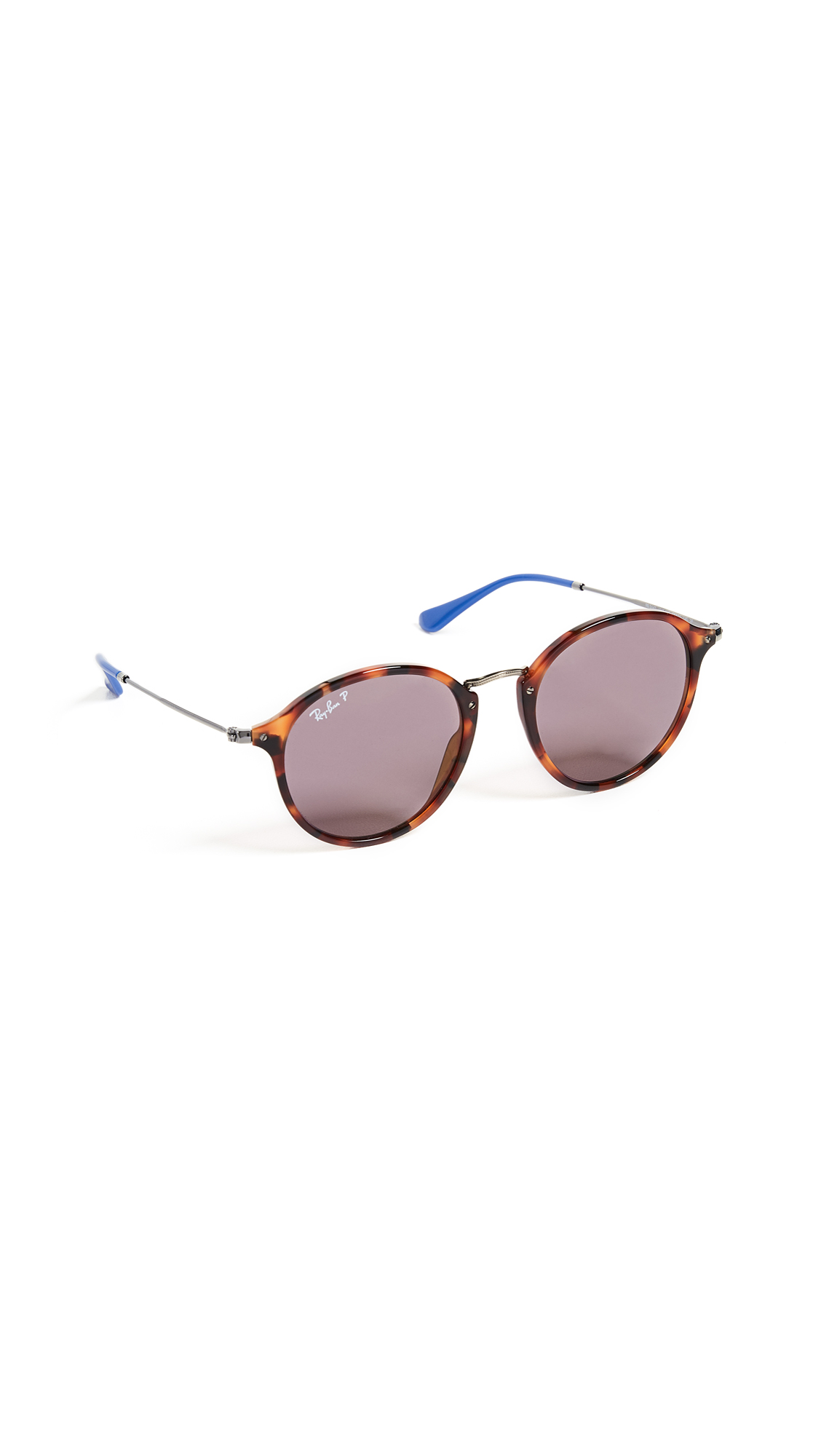 POLAR ROUND SUNGLASSES