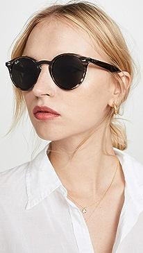 954bc07fc Ray-Ban. Highstreet Round Phantos Sunglasses