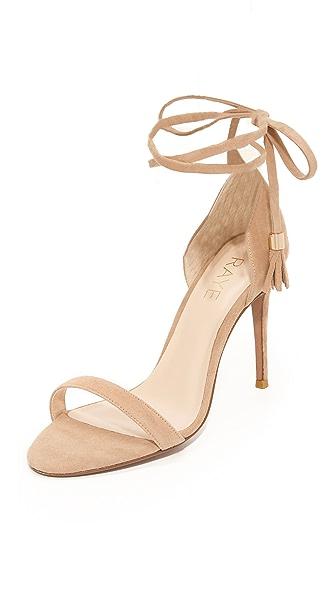 Raye Bennie Sandals - Tan