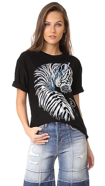 Roberto Cavalli Graphic T-Shirt