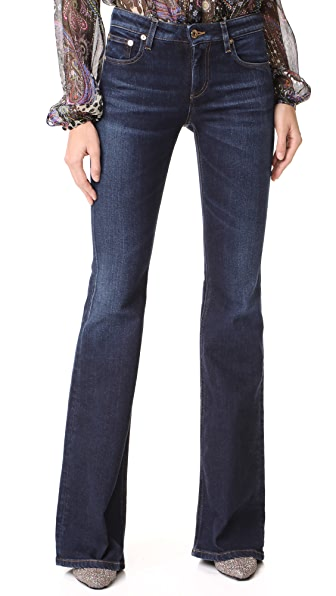 Denim Stretch Dark Wash