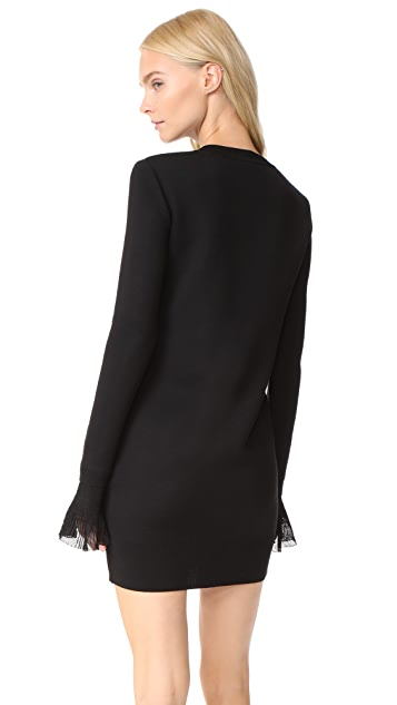 Roberto Cavalli Dragon Mini Dress