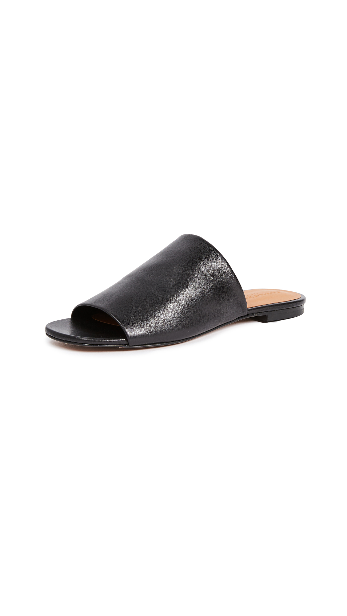 Robert Clergerie Itou Sandals - Noir/Gold