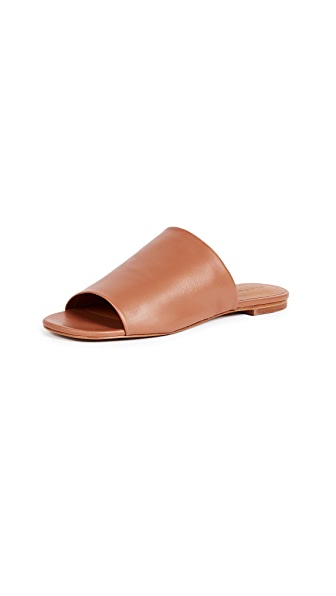 Robert Clergerie Itou Sandals In Terracotta/Gold