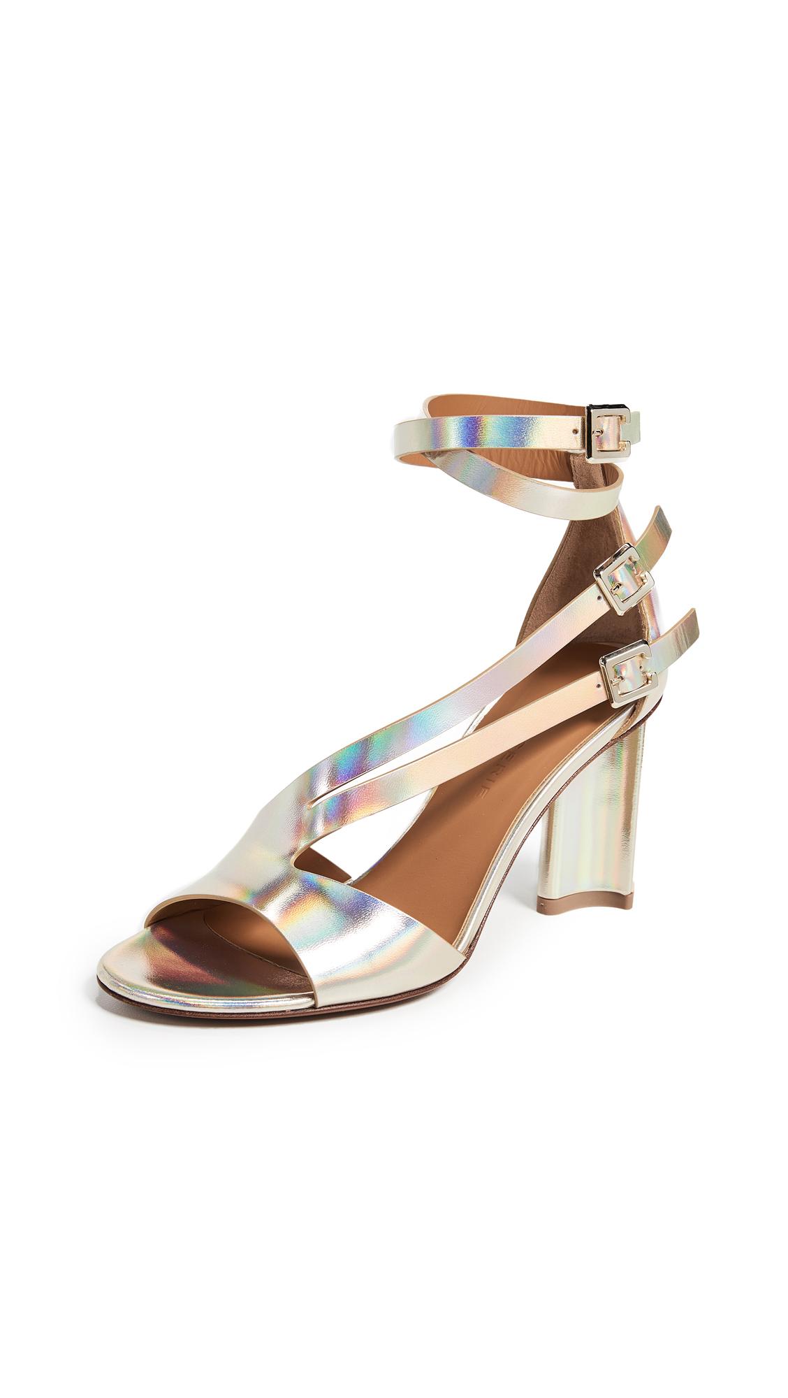 Robert Clergerie Ardent Sandals - Platinum