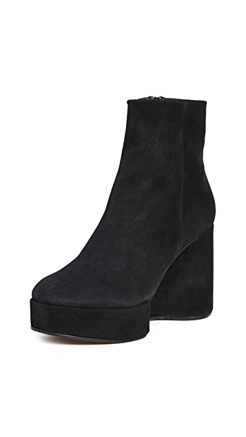 Photo of  Clergerie Belen 2 Booties- shop Clergerie Booties, Heeled online sales