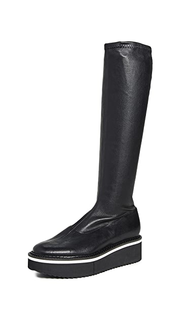 Photo of  Clergerie Boya Boots- shop Clergerie Boots, Flat online sales