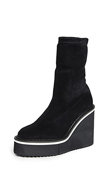 Photo of  Clergerie Bliss Boots- shop Clergerie Boots, Flat online sales