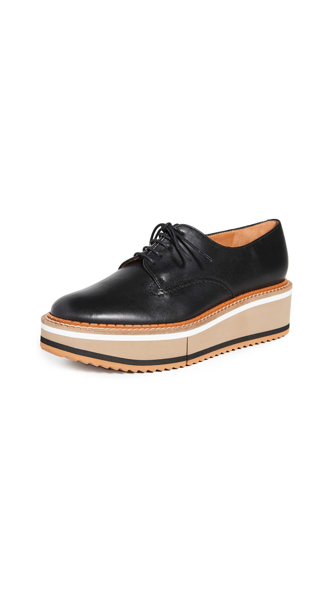 Buy Clergerie online - photo of Clergerie Berlin 3 Oxfords