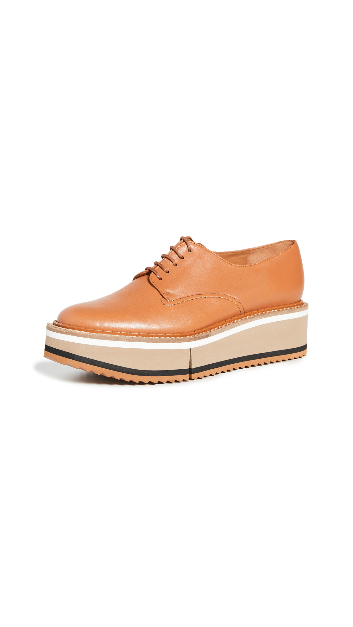 Buy Clergerie Berlin 3 Oxfords online, shop Clergerie