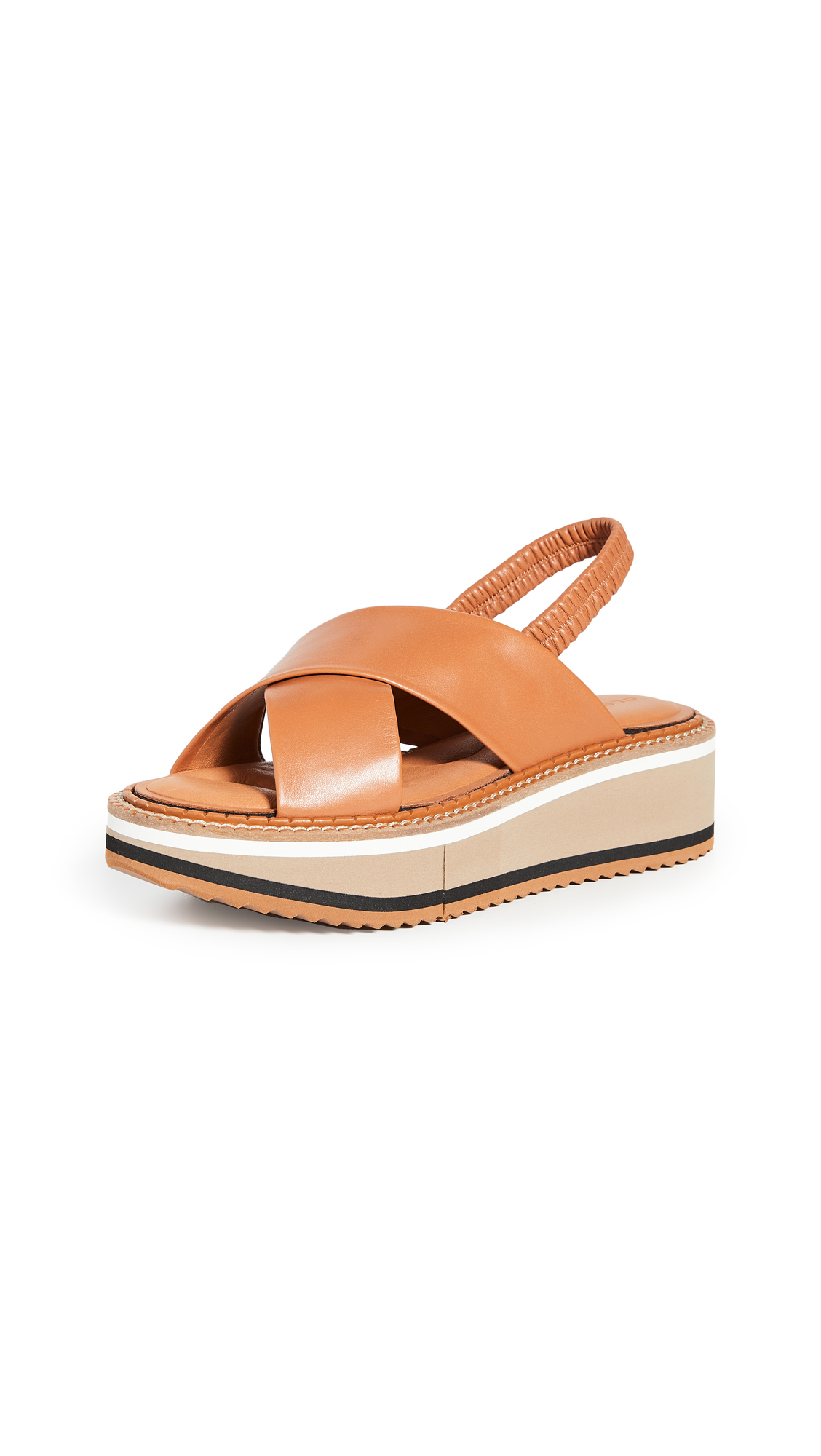 Buy Clergerie Freedom 3 Slingbacks online, shop Clergerie