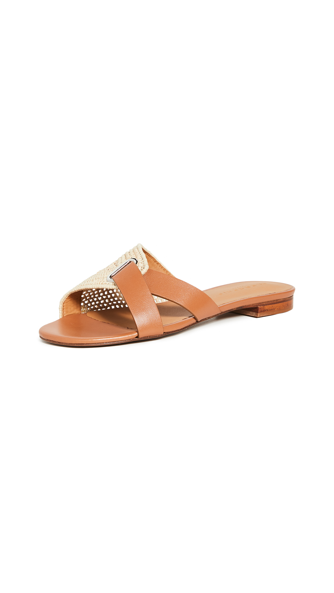 Buy Clergerie Ida Slides online, shop Clergerie