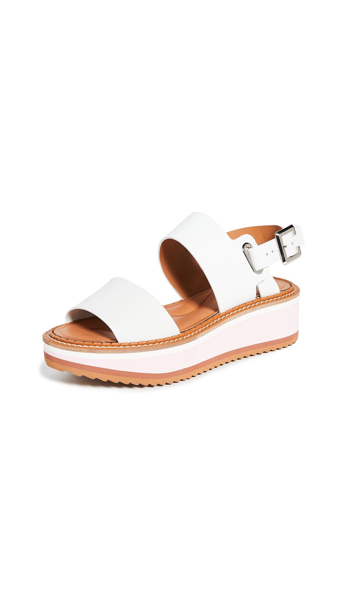 Clergerie Fleur Sandals