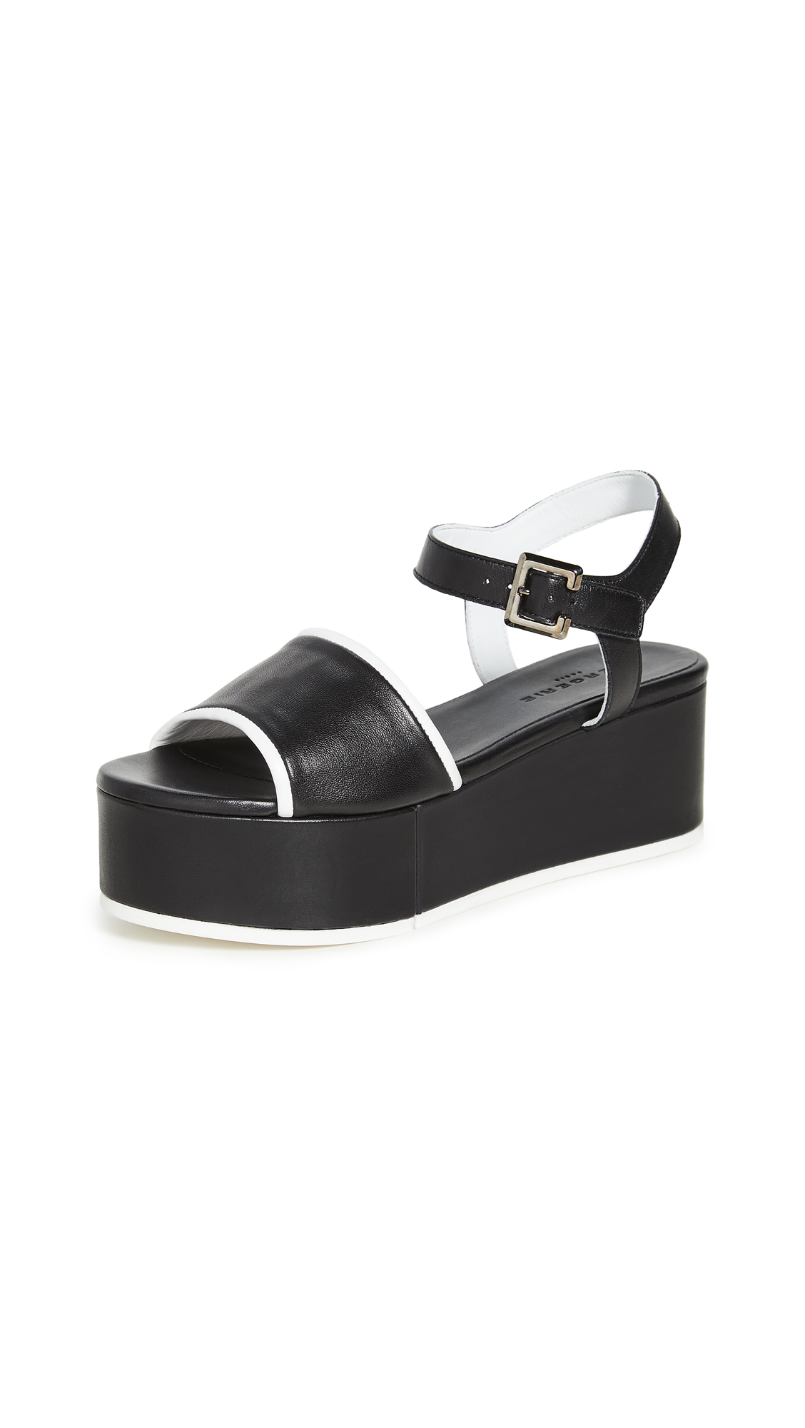 Buy Clergerie Mori Platform Sandals online, shop Clergerie