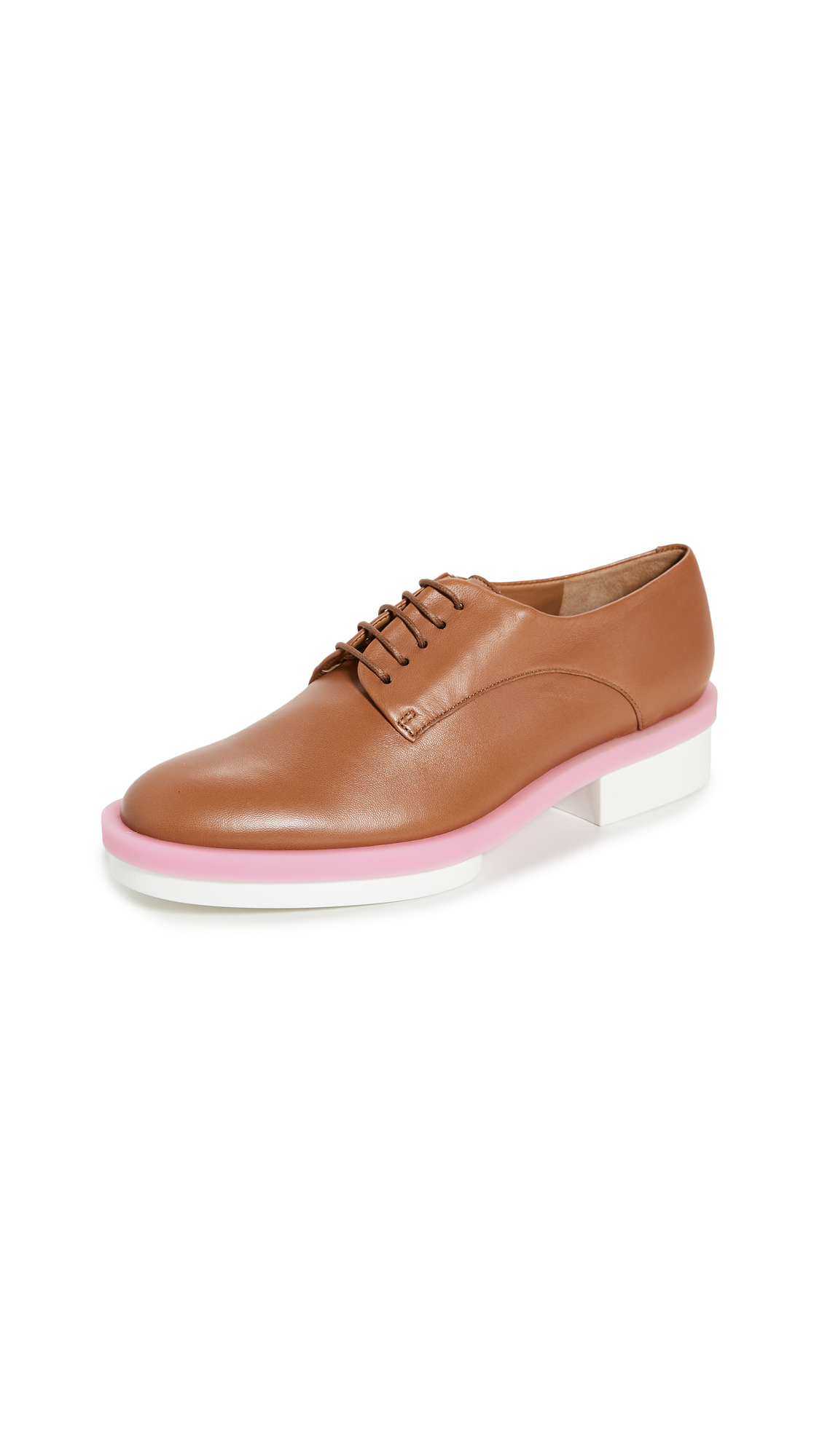 Buy Clergerie Roma3 Oxford online, shop Clergerie