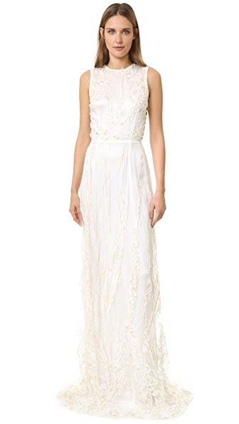 Rodarte Sleeveless Gown