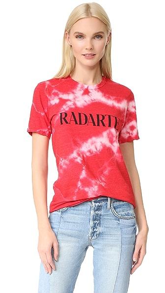Rodarte Tie Dye T-Shirt