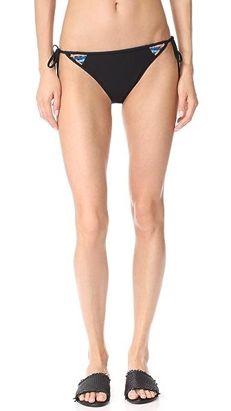 Red Carter Dream Weaver Bikini Bottoms