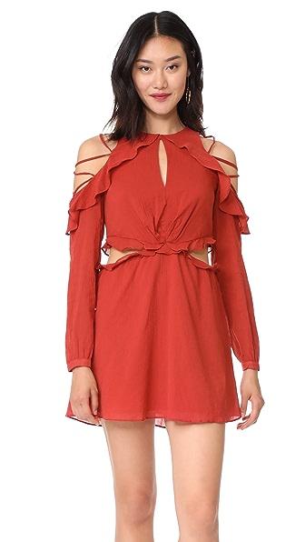 Red Carter Rhiannon Dress