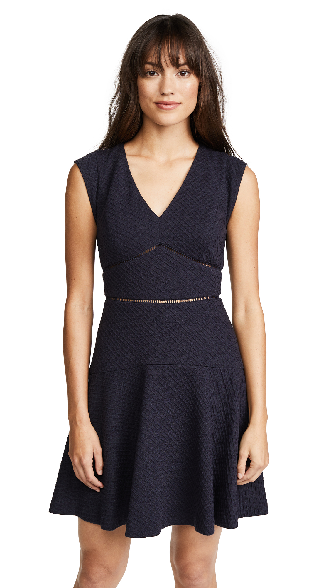 Rebecca Taylor Taylor Dress - Navy