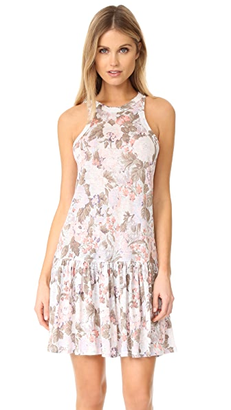 Rebecca Taylor Sleeveless Penelope Jersey Dress at Shopbop