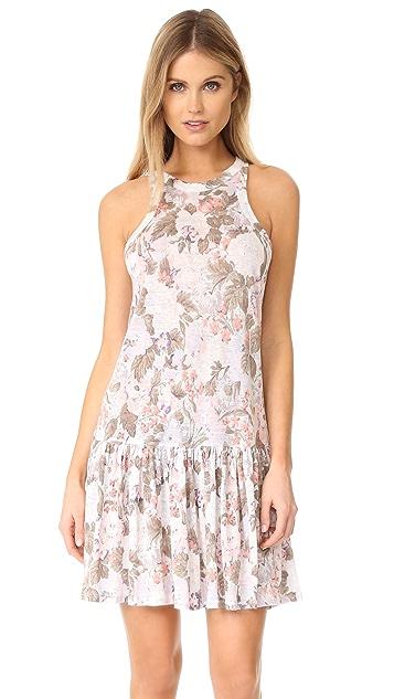 Rebecca Taylor Sleeveless Penelope Jersey Dress
