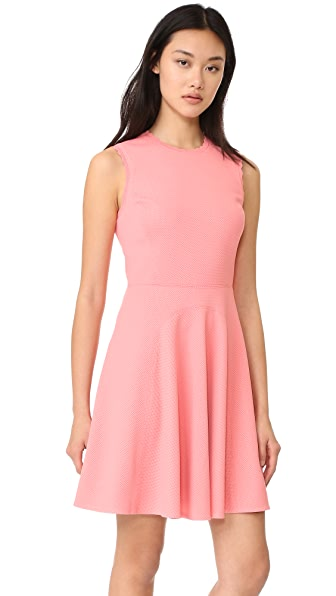 Rebecca Taylor Sleeveless Textured Dress at Shopbop