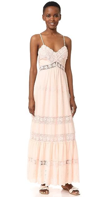 Rebecca Taylor Sleeveless Eyelet Dress