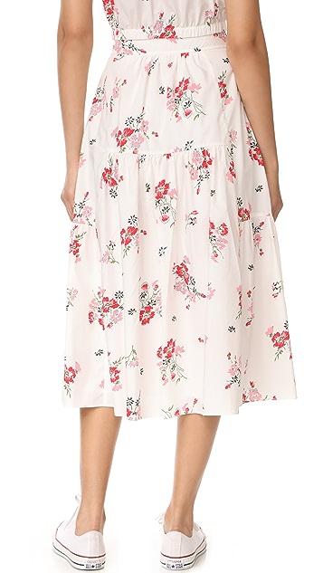 Rebecca Taylor Marguerite Pop Skirt