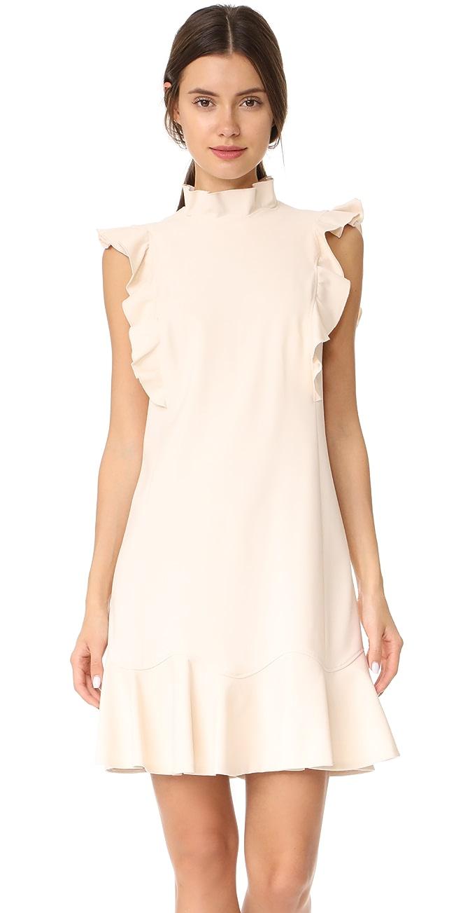 White Dress Suit