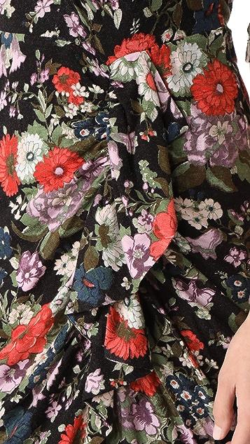 Rebecca Taylor Lua Jersey Dress
