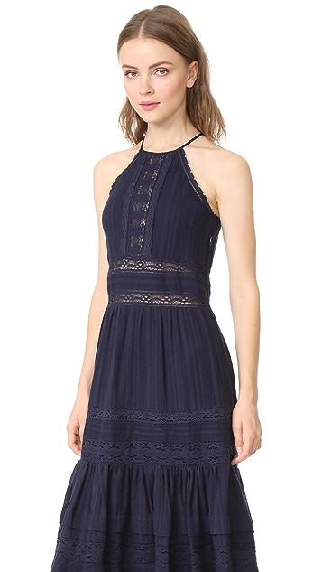 Rebecca Taylor Sleeveless Mid Dress
