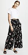 Rebecca Taylor Ikat Silk Pants